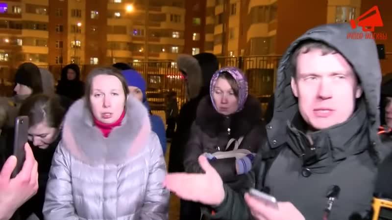 СРОЧНО! Скрытие массовой эпидемии дизентерии в детских садах. Москва / LIVE 28.12.18