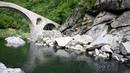 Devils bridge /Чертов Мост в горах Родопы, Болгария/