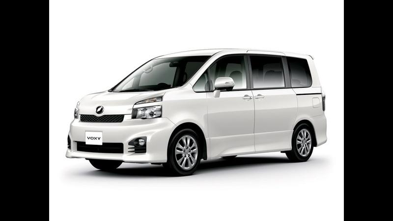 Toyota Voxy R70 eva коврики в салон и багажник смотреть онлайн без регистрации