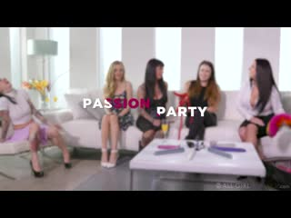 Karla kush and angela white passion party [lesbian]