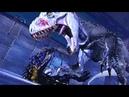 Indoraptor Vs Indominus Rex