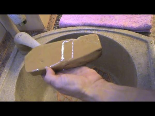 Тест Японского натурального камня Hatahoshi test 2