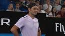 Naomi Osaka Federer and Sugita funny reaction during Hawk Eye Hopman Cup 2018