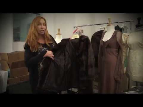 Julien's Auctions: Property from the Estate of Sharon Tate- Mink Coats
