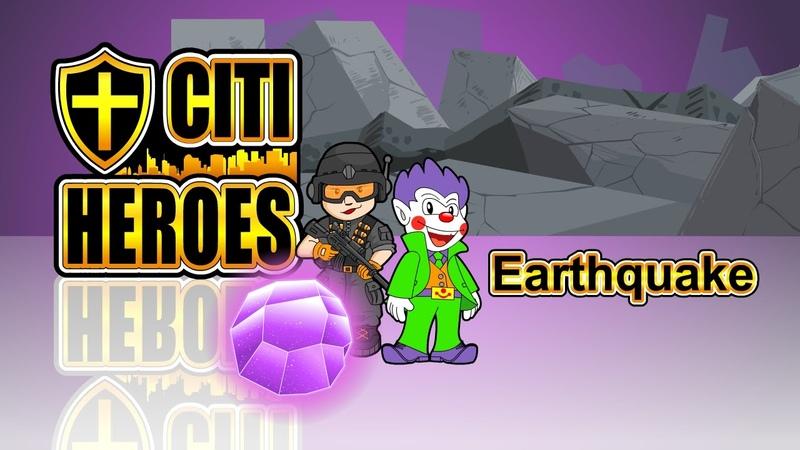 Citi Heroes EP16 Earthquake