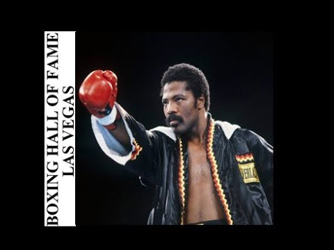 Aaron Pryor Dropped KOs Dujuan Johnson November 14 1981
