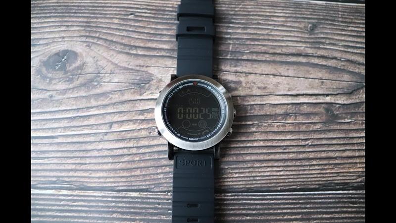 Смарт Часы Lemfo LF23 Обзор функций