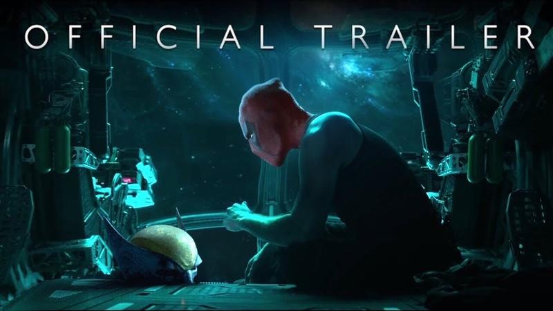 Avengers: Endgame trailer but everybody is DEADPOOL