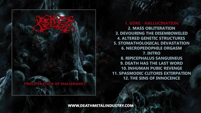 PENIS LEECH Proliferation Of Malignancy Full Album Stream_MP4 270p_360p.mp4