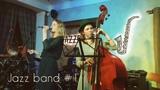 Jazz band #1 (Yana Uspenskaya, Ivan Akatov, Daria Bernhard, Ivan Antipov) - Jazz live session