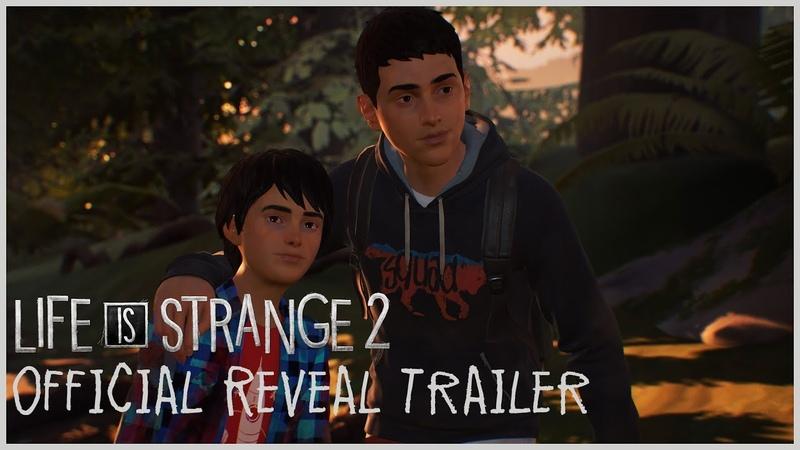 Life is Strange 2 Official Reveal Trailer