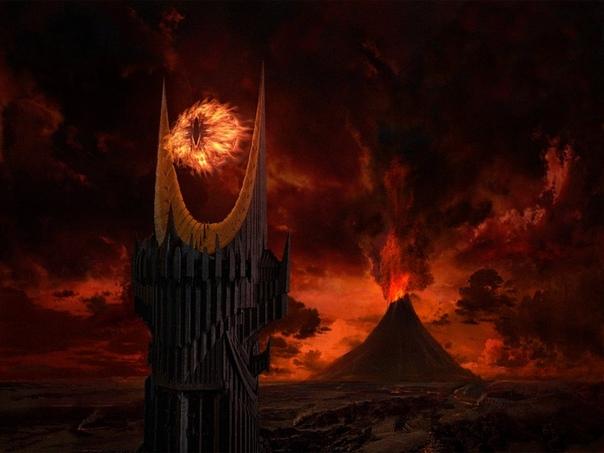 """Фанаты """"Властелина колец"""" попросили превратить небоскреб в башню Саурона"""
