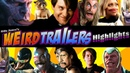 WEIRD TRAILERS HIGHLIGHTS | Best Moments and Funniest Parts by Aldo Jones