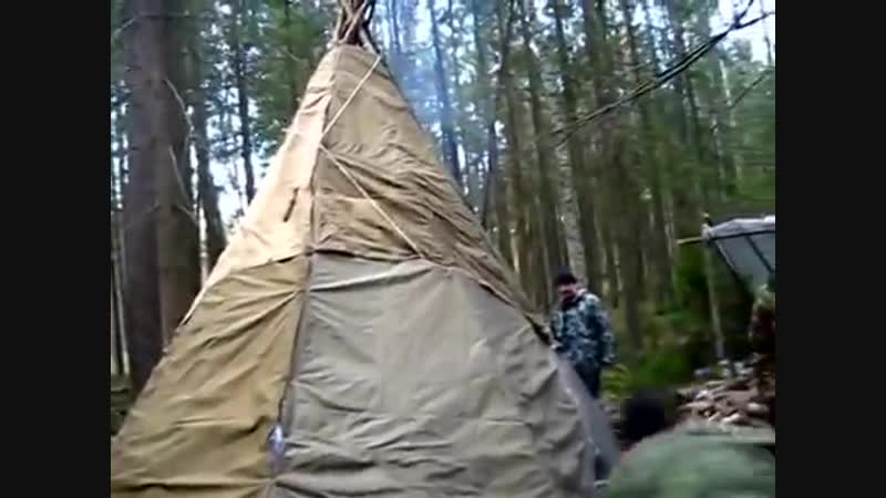 Выживание в брянских лесах