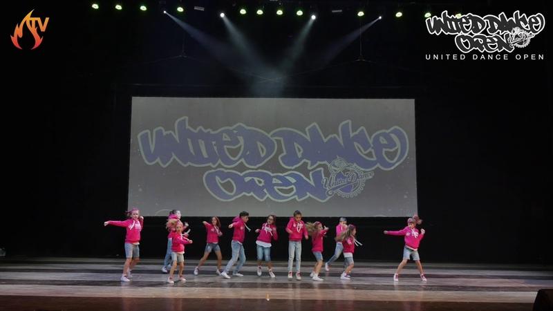 MINI COOPERS | KIDS BEGINNERS | UNITED DANCE OPEN – XXV