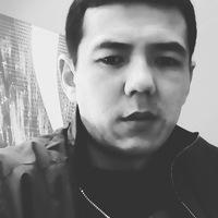Анкета Шерзод Азимов