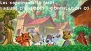 Les copains de la forêt - 1 heure d'épisodes - compilation 03