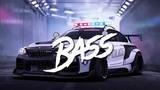 BASS BOOSTED TRAP MIX 2019