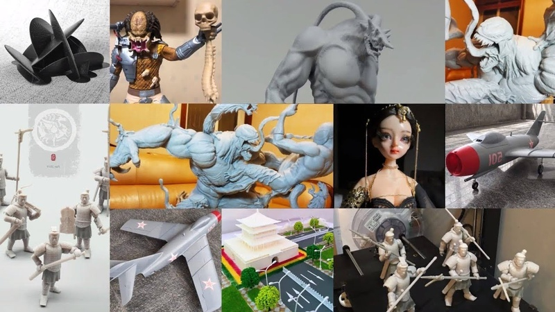 Win prizes Anycubic 3D Design and Print Competition 2019 begins today