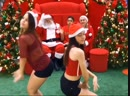 Presentinho de Natal das delicinhas Luara e Julia Franco pra fazer o pau explodir rsrs