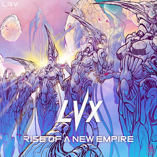 LVX альбом Rise of a New Empire