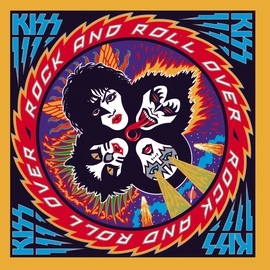 Kiss альбом Rock And Roll Over