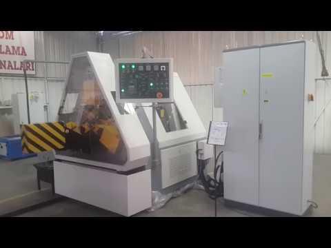 Специальный резьбонакатный станок Govama 3R-21 TRC