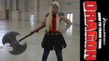 How To Train Your Dragon 2 - Astrid Cosplay by Antaris DeLur
