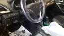 Защита от угона Hyundai Santa Fe Пример разбора салона для скрытой установки