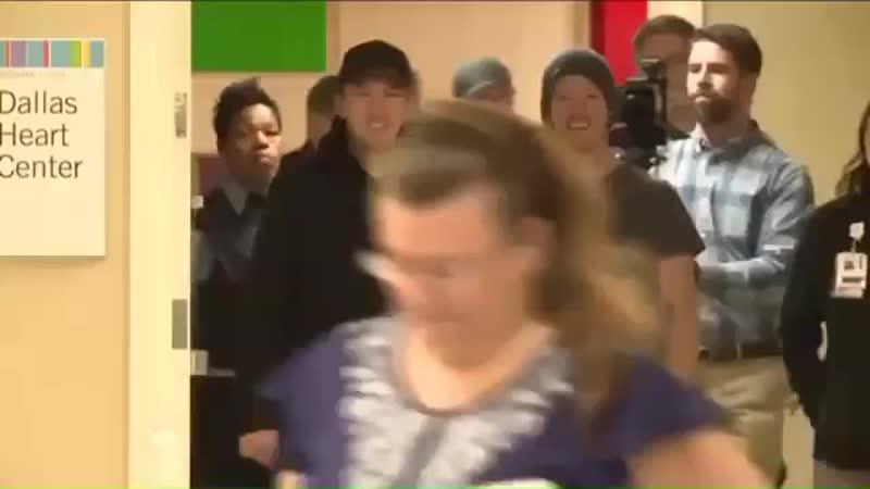 Тайлер и Джош в больнице