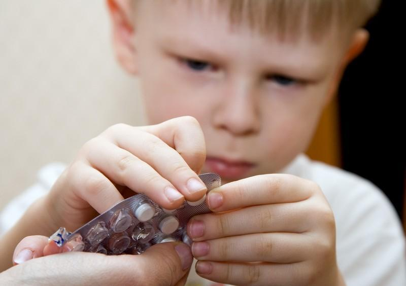 В Славянске четырехлетний мальчик наелся таблеток