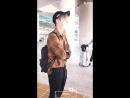180924 ZHANG YIXING 张艺兴 一 Incheon Airport: cr. ItsKoalaaaaaaa