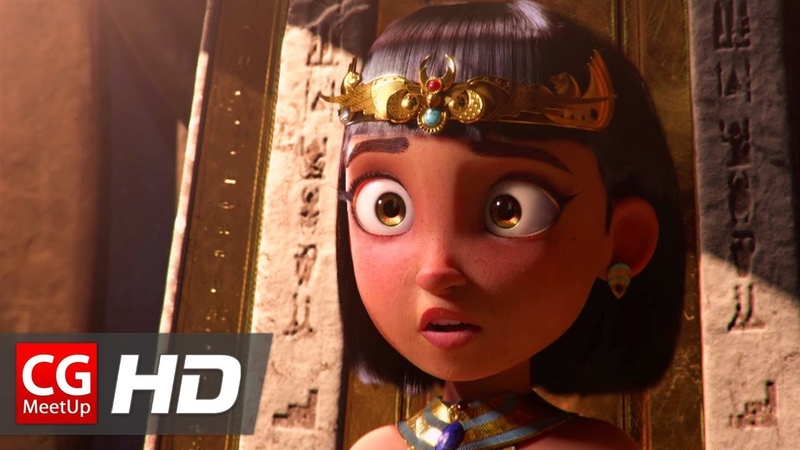 CGI Animated Short Film: Pharaoh by Derrick Forkel, Mitchell Jao | CGMeetup