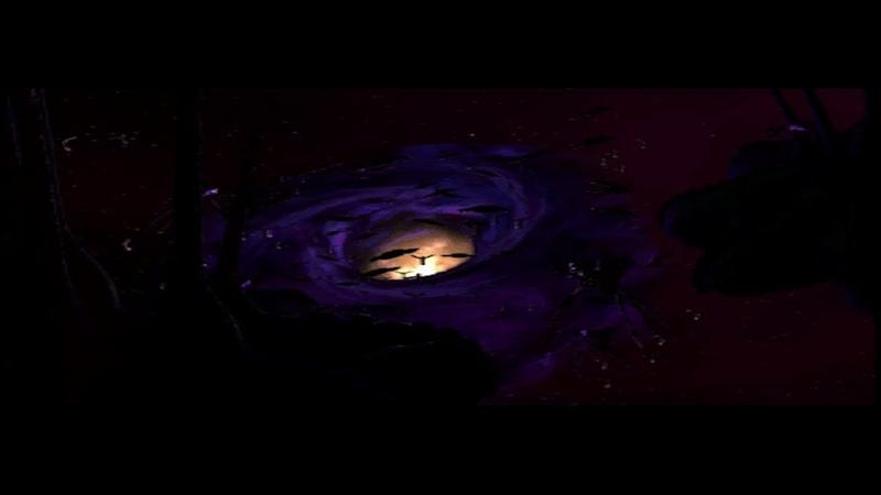 StarCraft - The Warp (Cinematic) (Zerg)