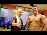 Екатерина Бочкарева и Эгамбердиев Рустам. Наши чемпионы