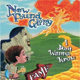 New Found Glory альбом I Don't Wanna Know