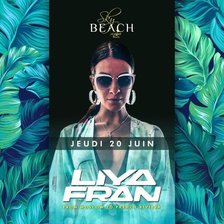 LIYA FRAN SPECIAL FOR SKY BEACH FRANCE