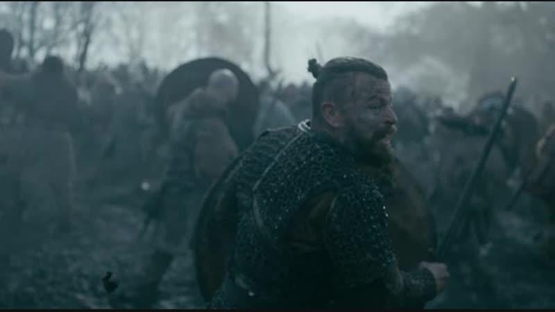 Битва при Мартоне. Конунг Харальд против Короля Альфреда.