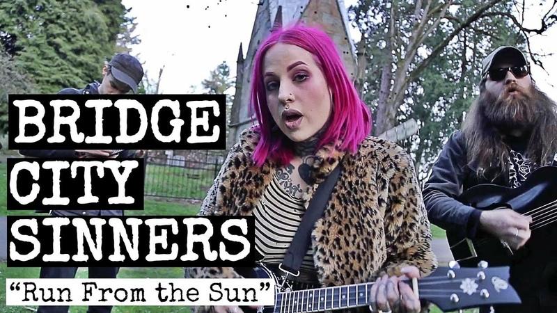 Bridge City Sinners - Run From the Sun (Official Music Video)