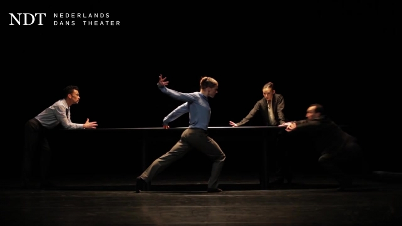 The Statement - Crystal Pite (NDT 1 _ Somos)