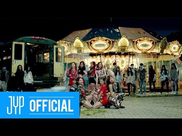 TWICE OOH-AHH하게(Like OOH-AHH) M/V Dance Ver.