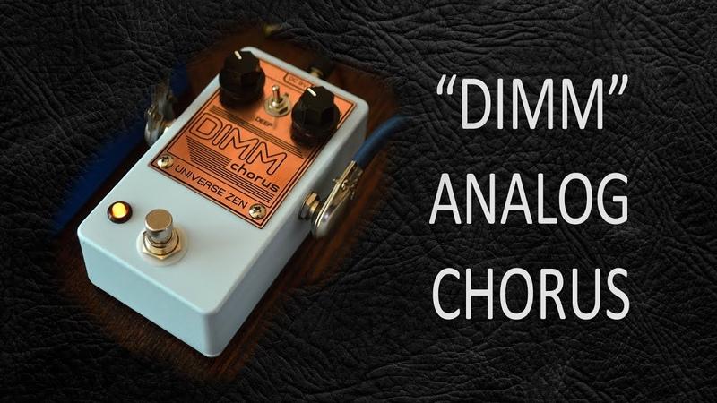 DIY StompBox-2.11 DIMM Chorus.