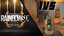 Mint crazy ace against Spacestation [Pro League S9 NA]   Rainbow Six