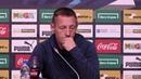 Пресс-конференция Андрея Тихонова после матча с «Краснодаром»