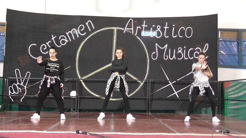 4º ESO A: Andrea; Isabel y Gema