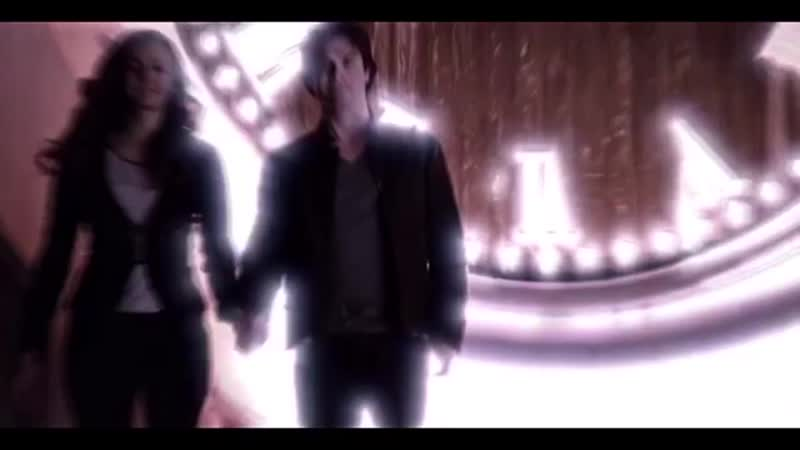 Damon salvatore x elena gilbert / the vampire diaries