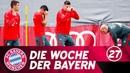 Die Woche der Bayern Angriffslust vor Leverkusen Leon Goretzka im Fokus Ausgabe 27