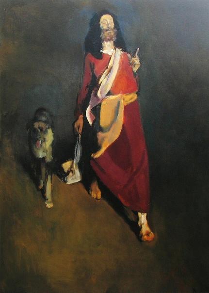 Корнелиу Баба (18 ноября 1906-1976) – выдающийся румынский живописец, мастер портрета и жанровых, остро социальных полотен.