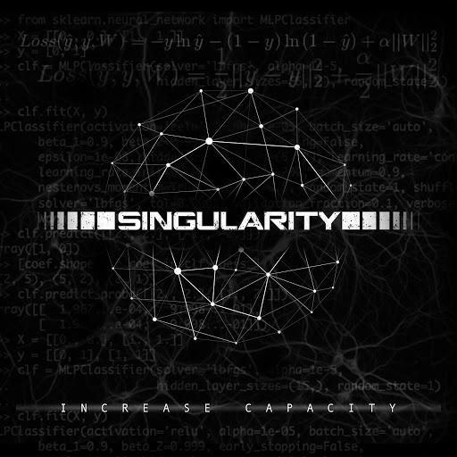 Singularity альбом Increase Capacity