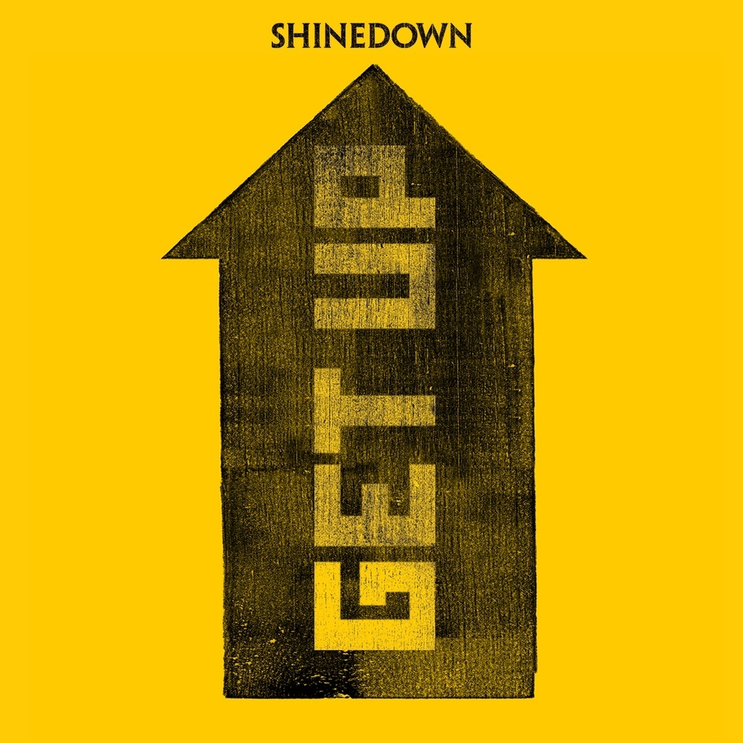 Shinedown -  Get Up (Maxi - Single)